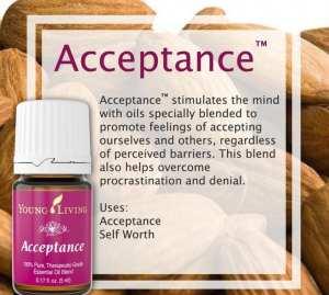 Acceptance Oil Blend – Item # 3303