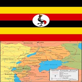 Map_uganda-map