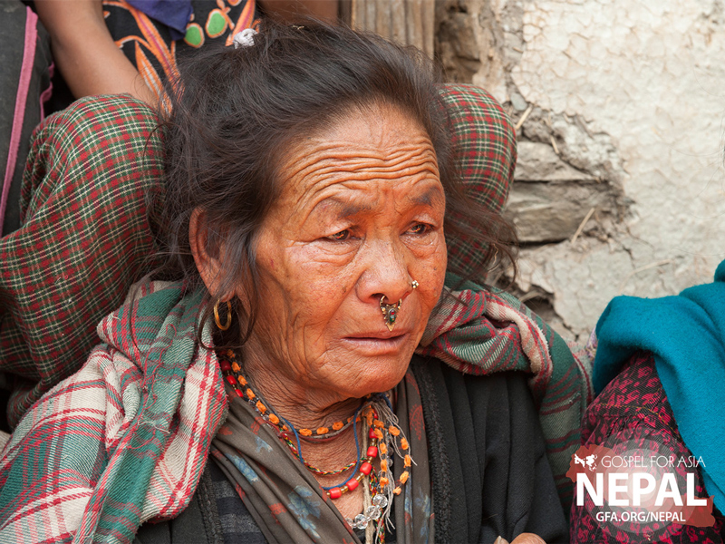 Nepal Earthquake Survivor Photo