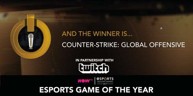 Counter-Strike: Global Offensive - игра года