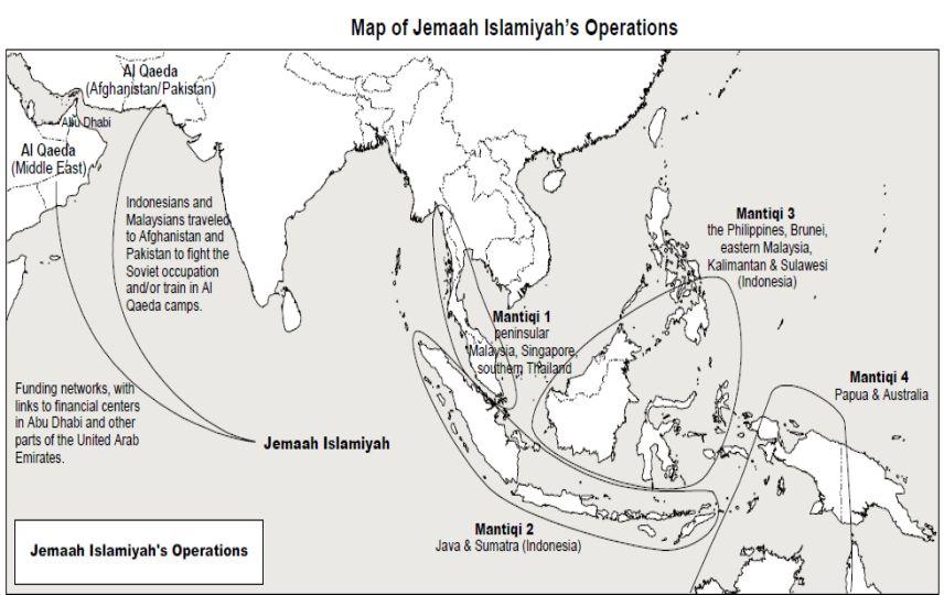 LLL - Live Let Live - Jemaah Islamiyah terrorists are still Southeast Asia's greatest terrorist threat 1