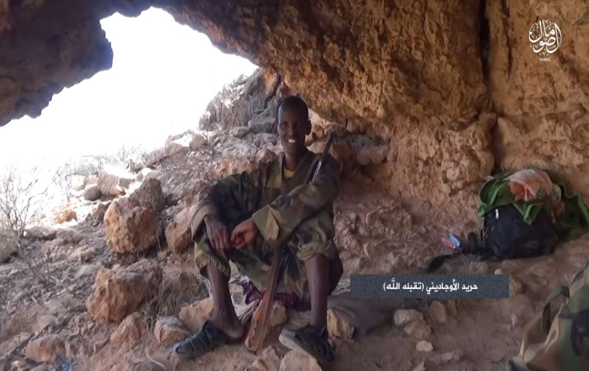 LLL - Live Let Live - Islamic State branch in Somalia eulogizes foreign fighters 2