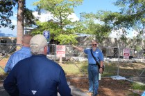 James Johnson discusses Emory's tree protection on construction sites