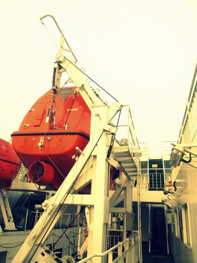 We all live in an orange submarine....