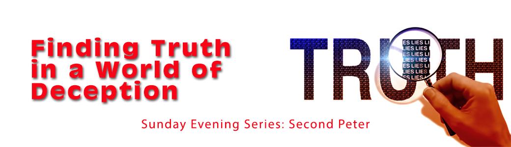Sunday Evening Series