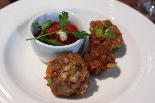 alligator fritters