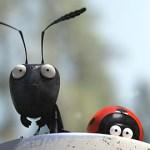 ミニスキュルの昆虫