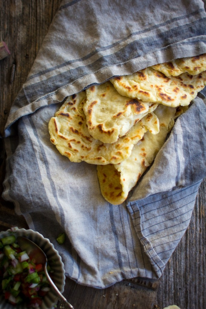 Gluten-Free Naan with Shallots and Herbs: A Fabulous Flatbread Recipe