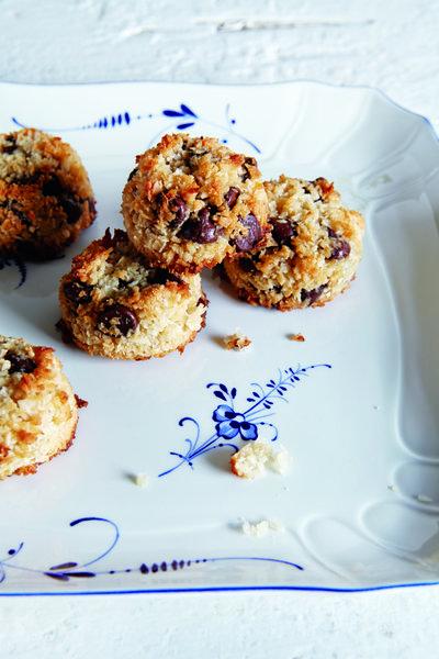 Gluten-Free Chocolate Chip Macaroons Recipe