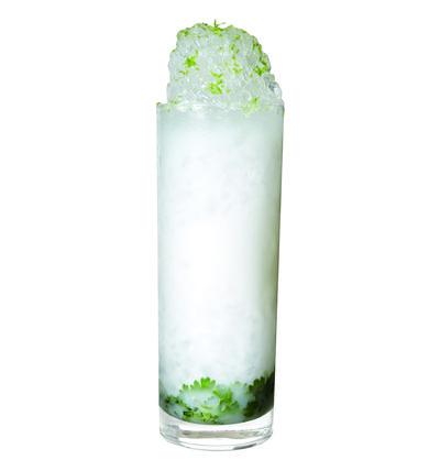 Gluten-Free Piña Swizzle Cocktail Recipe