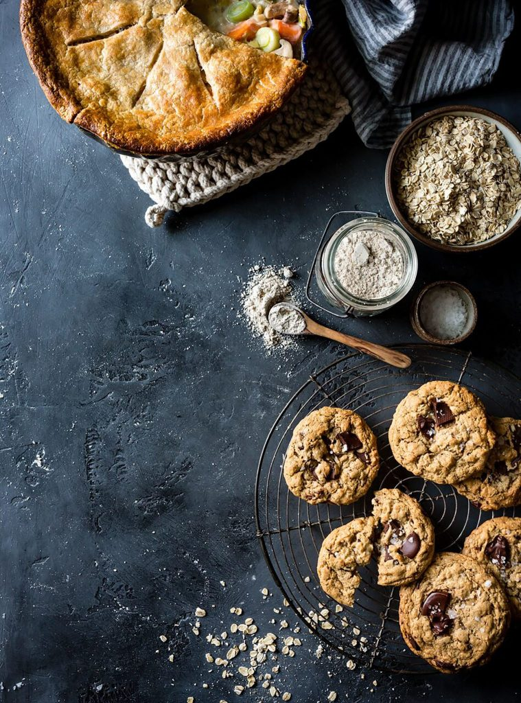Alternative Baking: Gluten-Free Cooking with Oat Flour