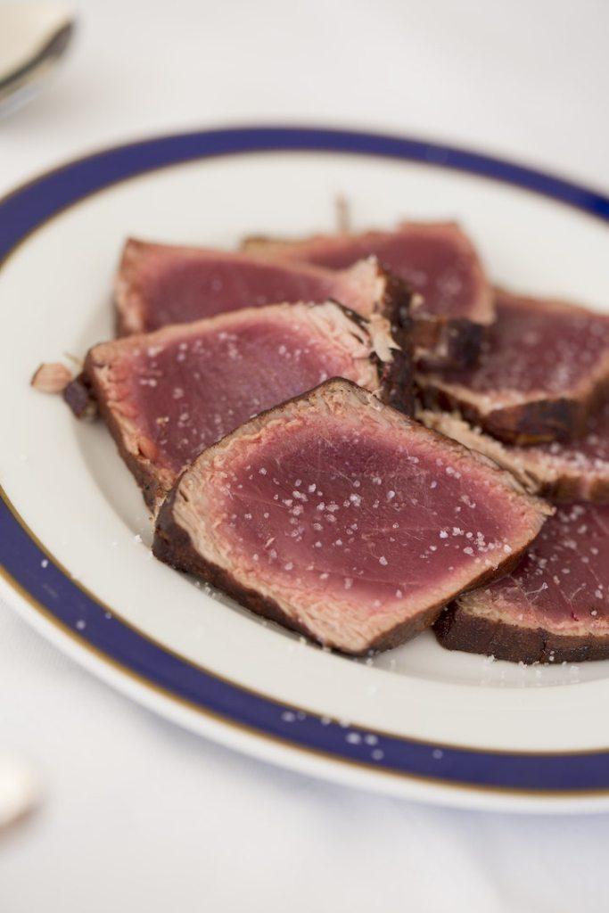 Seared Cinnamon Tuna Gluten-Free Recipe