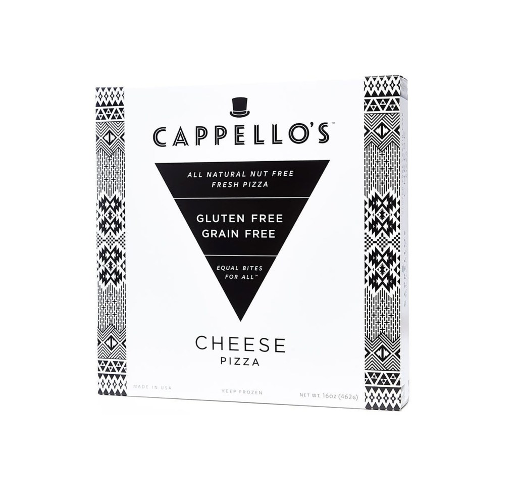 Cappello's Cheese Pizza Product Review
