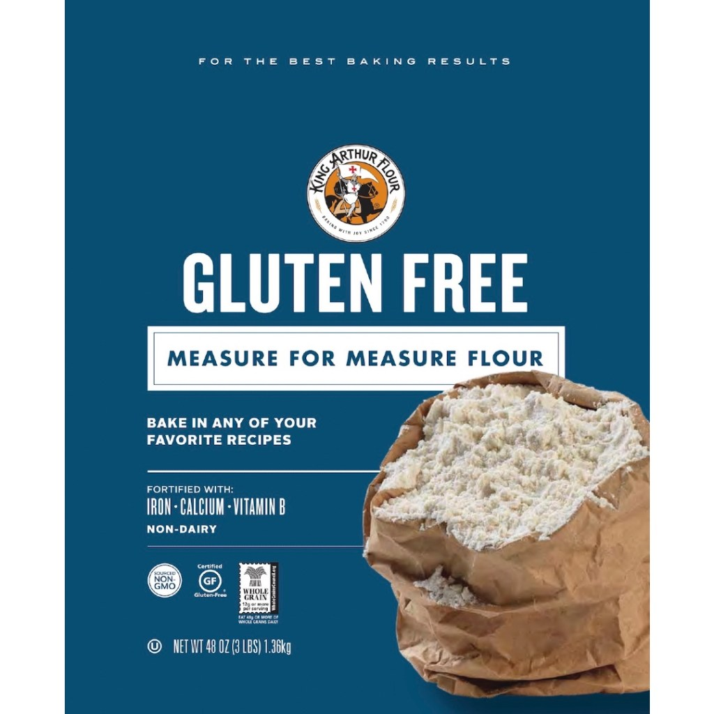 Product Review: King Arthur Gluten-Free Measure for Measure Flour