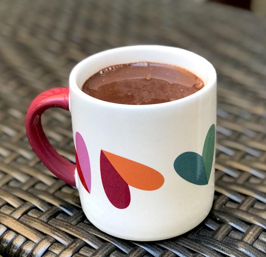 Happy Vegan Hot Cocoa