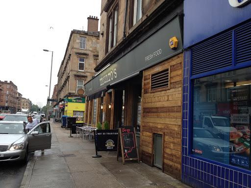 Munros restaurant food review glasgow
