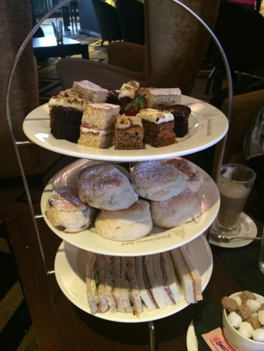 Champagne Central -  afternoon tea