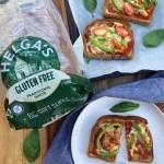Pizza Bread {gluten free}