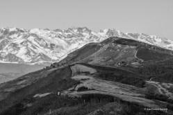 Creo que he fotografiado esta montaña, con esta composición, como cinco o diez veces.