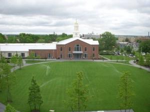 church lawn sprinklers