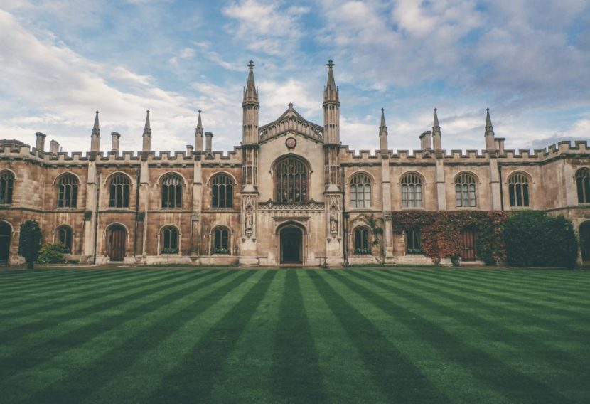 Cambridge university, one of 415 on fafsa.ed.gov's 2018-19 list of 529 plans list of foreign universities