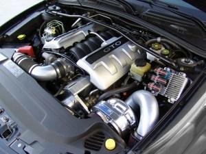 GTO VZ Procharger F1X Intercooled Serpentine Race kit – GForce Engineering