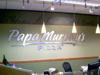 Lobby Signs with Logos South Windsor CT