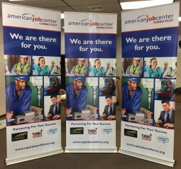 Retractable Banner in South Windsor, CT