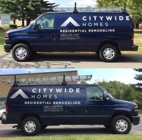 Fleet Vehicle Wraps in Windsor, CT