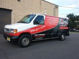 contractor vehicle graphics in South Windsor CT