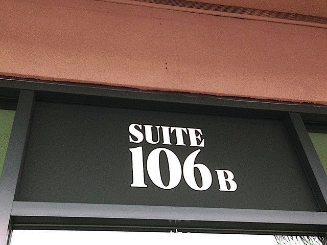 Suite and Room Signs South Windsor CT