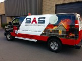Commercial Vehicle Wraps East Hartford CT