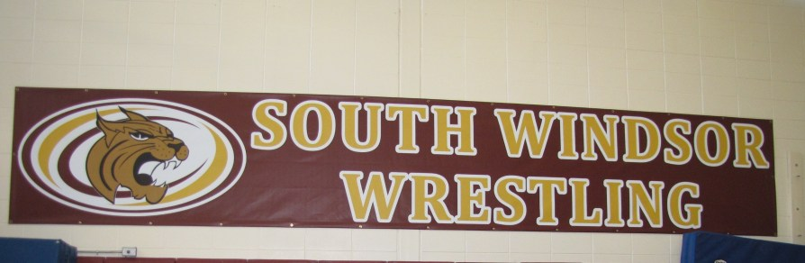 Vinyl banners for South Windsor High School