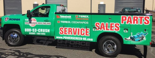 truck wraps in Windsor Locks CT