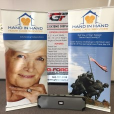 Retractable Banner Stands in Windsor CT