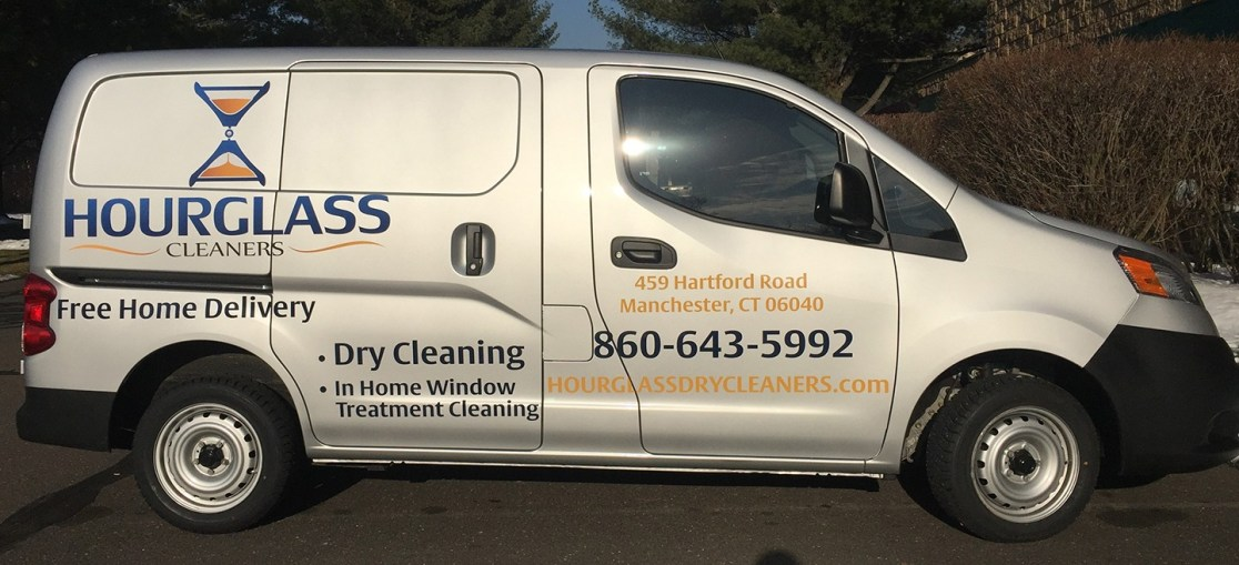 Fleet Vehicle Graphics in Manchester, CT