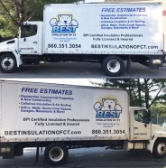Vehicle Graphics in Windsor, CT