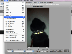 MPEG StreamClip screenshot