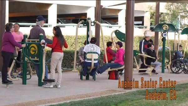 CA – Anaheim – Anaheim Senior Center