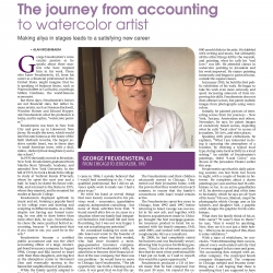 Jerusalem Post Magazine - Feature Article