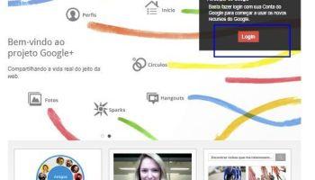 google, plus, +, conta, rede social