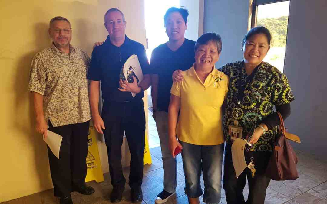 GUAM BEHAVIORAL HEALTH MEMBERS CONCERNED WITH HAZARD PAY POLICY