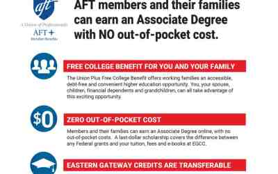 FREE COLLEGE BENEFIT