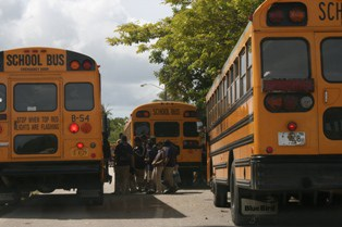 DPW BUS DRIVERS: GFT SURVEY