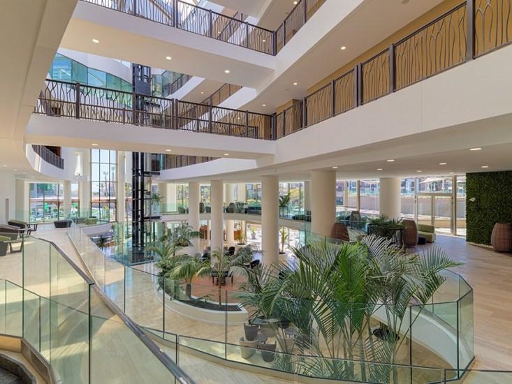 GF Victoria lobby