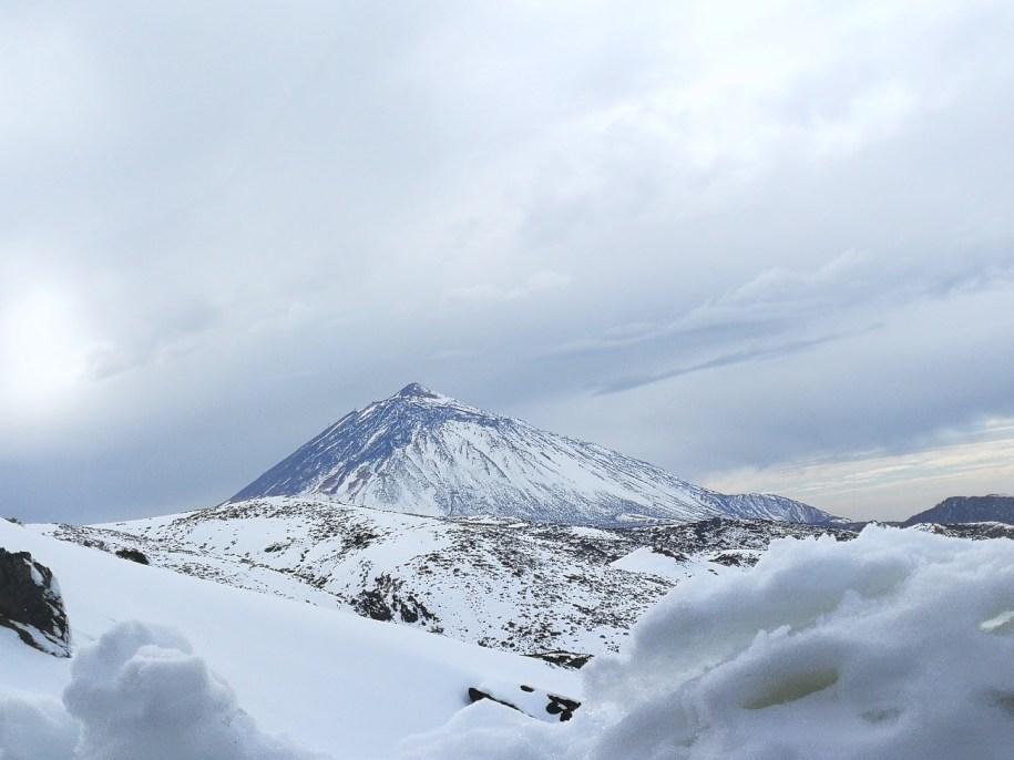 Teide winter
