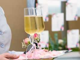 Welcome-cava-for-Bride-_-Groom-at-GF-Victoria