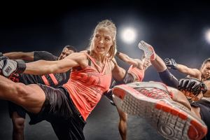 Bodycombat classes in Dubai