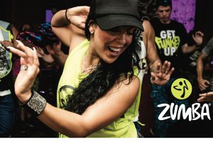Zumba Fitness Dance Classes in Dubai