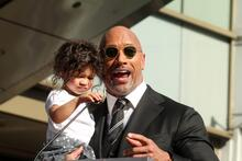 The Rock like Indiana Jones in the movie